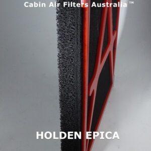 Holden epica cabin air filter, holden epica cabin air pollen filter