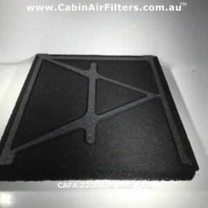 Fiat Ducato cabin air filter, Fiat Ducato cabin air pollen filter ,CAFA223BD