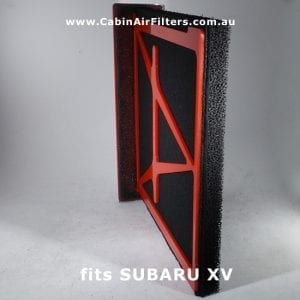 SUBARU XV  CABIN FILTER
