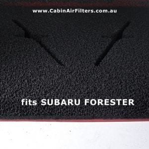 FORESTER Cabin air filter