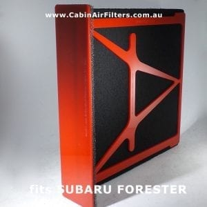 SUBARU FORESTER  CABIN AIR FILTER