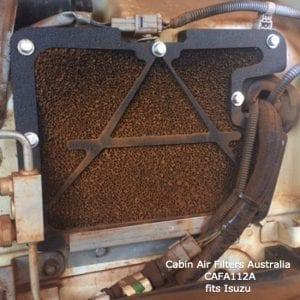 Isuzu Truck cabin air filter, isuzu truck cabin air pollen   filter, isuzu truck air-conditioner filter