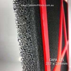 ford ranger wildtrak cabin air filter, ford ranger cabin air pollen filter,CAFA121RW