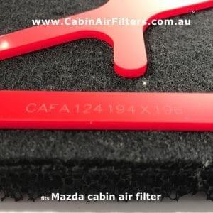 MAZDA2 CABIN AIR FILTER,CABIN AIR FILTER MAZDA