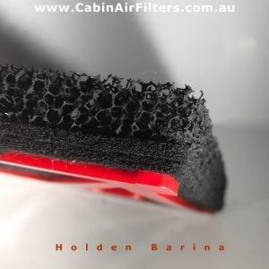 holden barina cabin air filter, holden barina cabin pollen filter