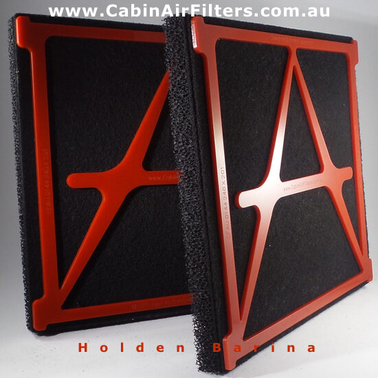 holden barina cabin air filter
