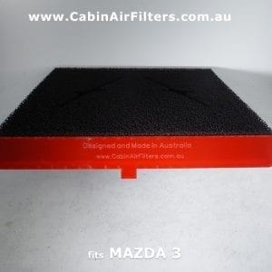Mazda3 Cabin Air Filter
