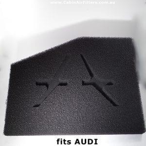 AUDI CABIN AIR FILTER