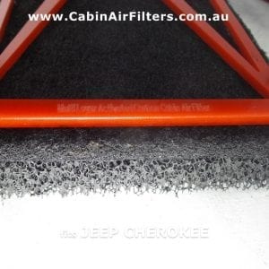 Jeep Cherokee Cabin Air Filter