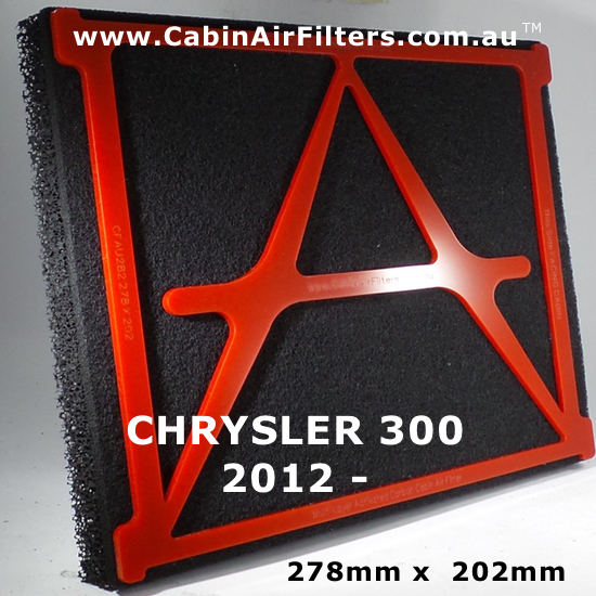 CHRYSLER 300cabin air filter chrysler,cabin pollen filter, cabin air filter