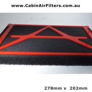 Cabin air filter , cabin air pollen filter
