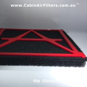 chrysler cabin air filter