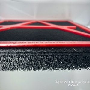 Jaguar cabin air filter, jaguar cabin air pollen filter,CAFA42J
