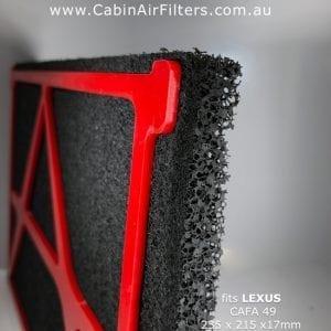 lexus cabin air filter,LEXUS cabin air pollen filter