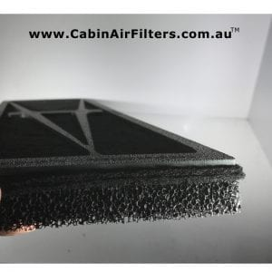 IVECO ASTRA CABIN AIR FILTER
