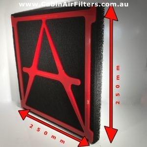 mack truck cabin air filter