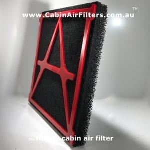 honda cabin air filter