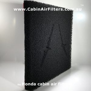 Honda cabin air filter, honda cabin air pollen filter.