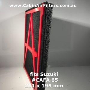 suzuki ignis cabin air filter, cabin air filter suzuki ignis,suzuki ignis cabin air pollen filter