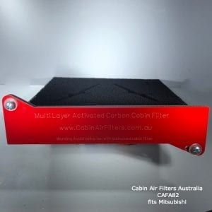 Mitsubishi cabin air filter,mitsubishi cabin air pollen filter CAFA82