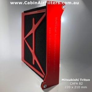 mitsubishi triton cabin air filter