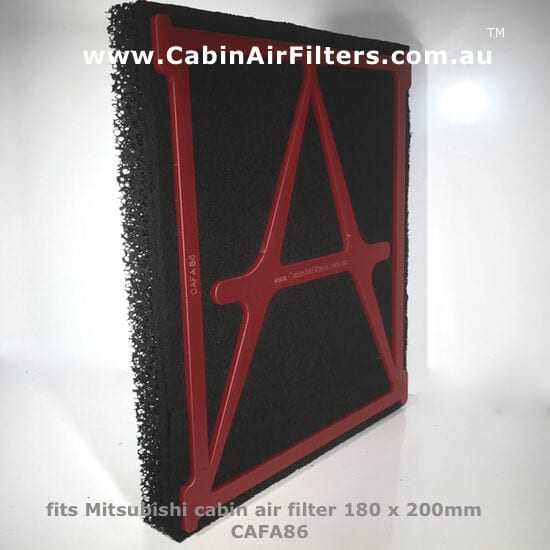 mitsubishi colt cabin air filter