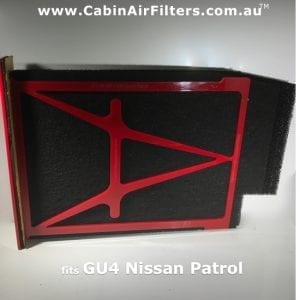 nissan patrol cabin air filter,