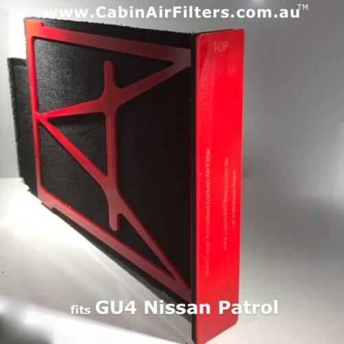 NISSAN PATROL GU4 CABIN AIR FILTER,