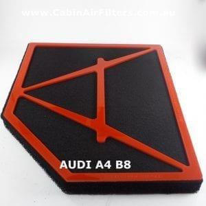 AUDI A4 B8 CABIN AIR FILTER