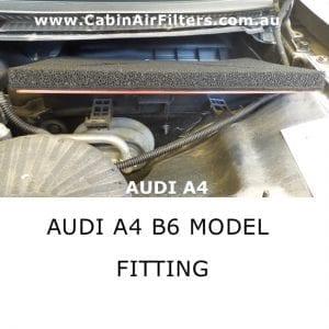 AUDI A4 FITTING 1