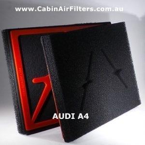 AUDI A4 CABIN AIR FILTER
