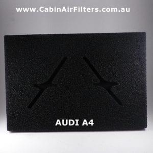 AUDI A4 CABIN FILTER
