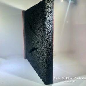 Mazda cabin air filter,Mazda cabin air pollen filter,CAFA122