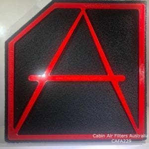 Audi cabin air filter ,audi cabin air pollen filter CAFA229