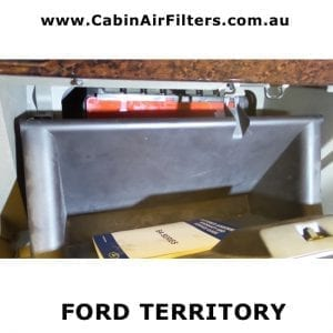 FORD TERRITORY Cabin Air Filter