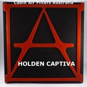 HOLDEN CAPTIVA 5