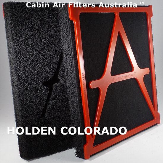 HOLDEN COLORADO CABIN AIR FILTER