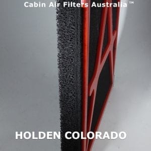 HOLDEN COLORADO  CABIN AIR FILTER