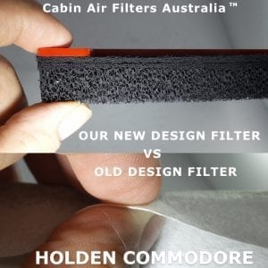 HOLDEN COMMODORE CABIN AIR FILTER