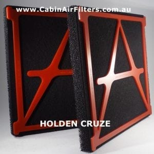 HOLDEN CRUZE Cabin Air Filter