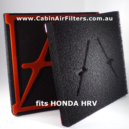 HONDA HRV cabin air filter, cabin pollen filter,airconditioner filter, car airconditioner filter,