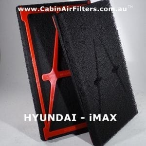 HYUNDAI IMAX CABIN AIR FILTER