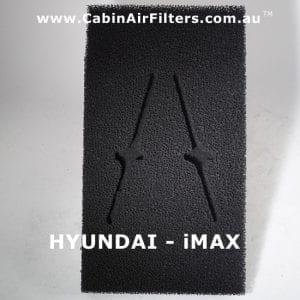 HYUNDAI IMAX CABIN FILTER