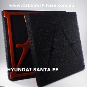 HYUNDAI SANTA FE CABIN AIR FILTER