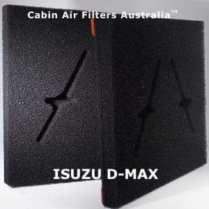 Isuzu Dmax Holden Colorado,Cabin air filter,cabin pollen filter