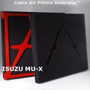 ISUZU MU-X CABIN AIR FILTER