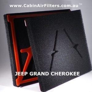 JEEP GRAND CHEROKEE  CABIN AIR FILTER