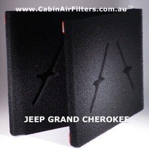 JEEP GRAND CHEROKEE  CABIN POLLEN FILTER