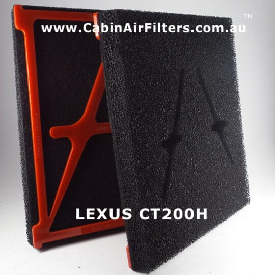 LEXUS CT200H cabin filter