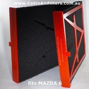 MAZDA 6 CABIN FILTER